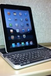 ipad with keyboard